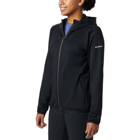 Columbia Windgates Fleece Jas Dames, black